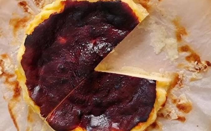 Баскский чизкейк - самый сливочный чизкейк в мире