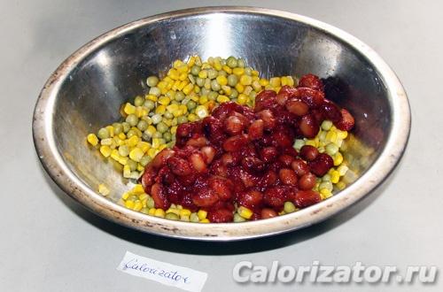 Бобовая паста - вегетарианское сало