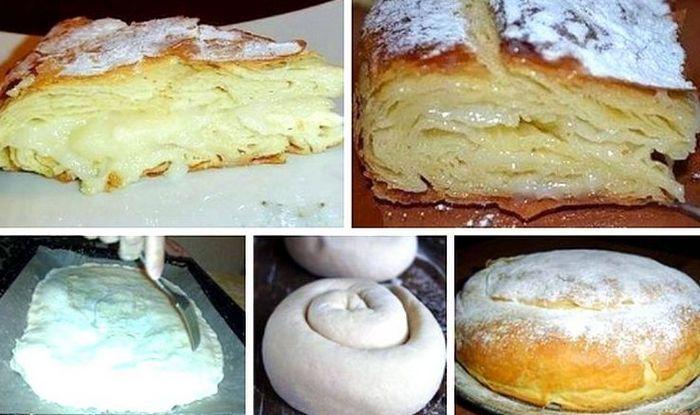 Египетский пирог