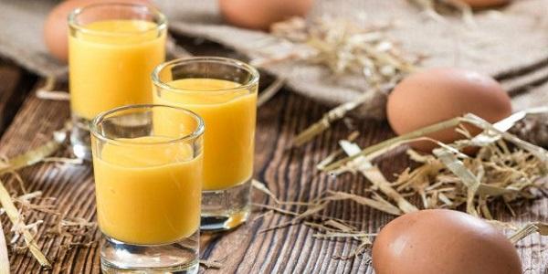 Яичный ликер - яичный ликер домашнего приготовления