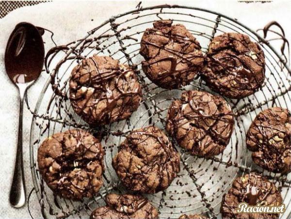 Экстремальное шоколадное печенье