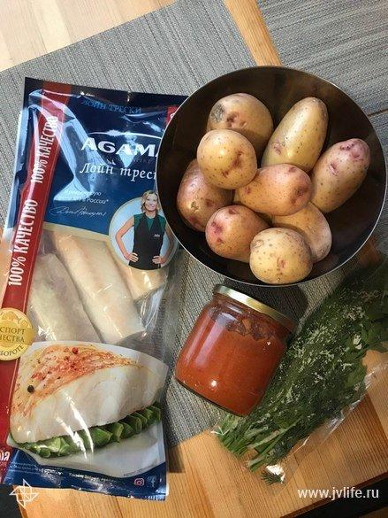 """Конкурс """"треска в томатном соусе"""