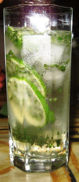 Мохито (мохито) - самый популярный напиток в мире