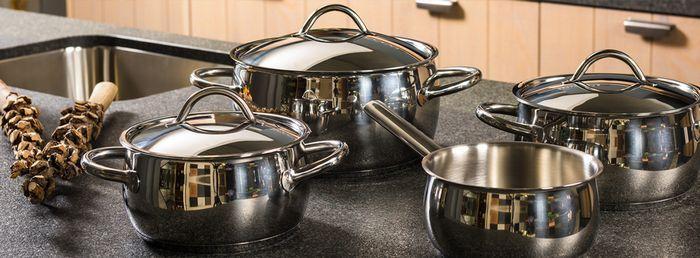 Обзор лучшей кухонной посуды ZWILLING