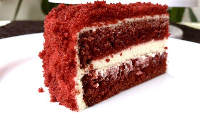 """Торт """"красный бархат"""