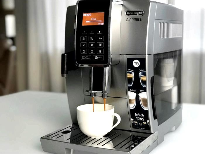 Какую кофемашину купить?
